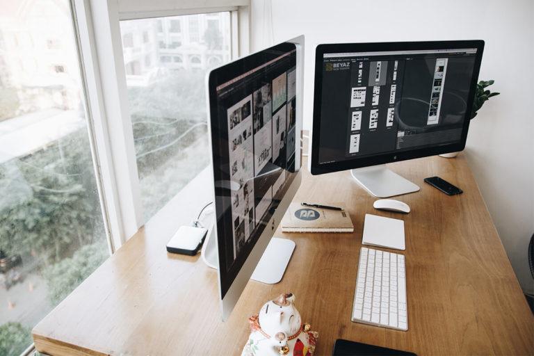 beyaz web tasarım ofisi