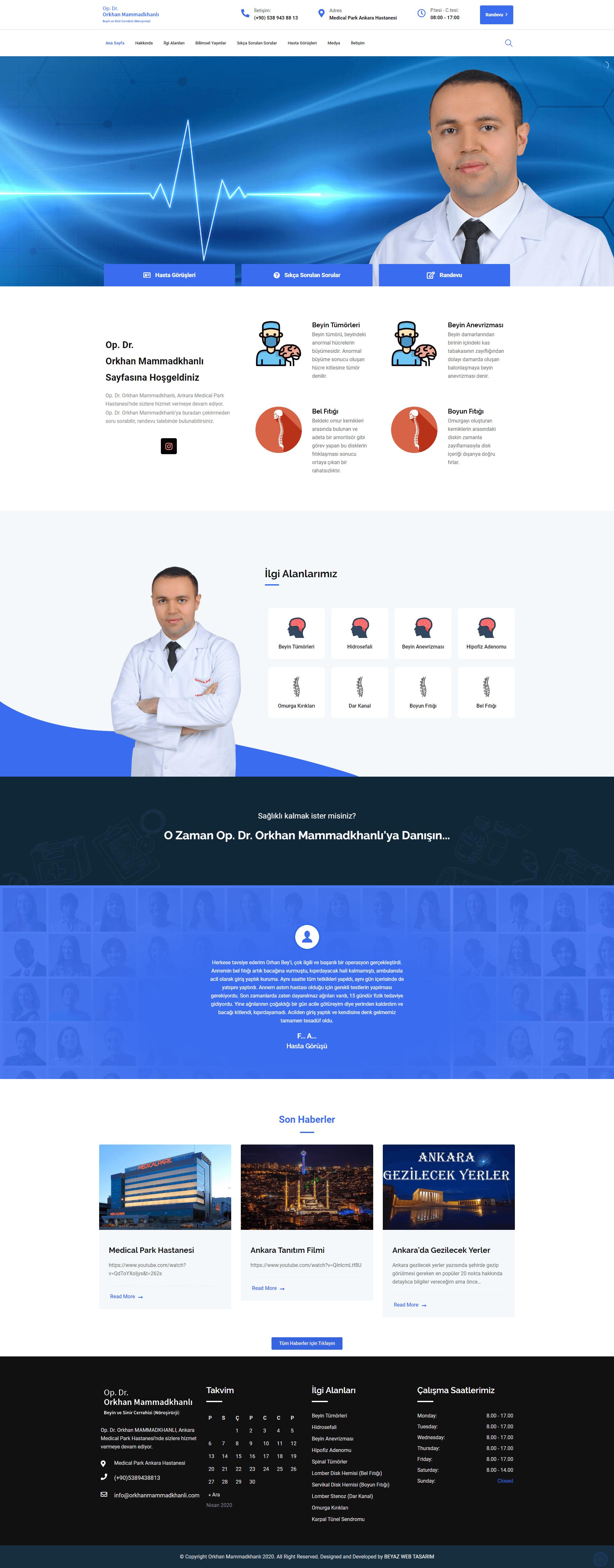 doktor web tasarım